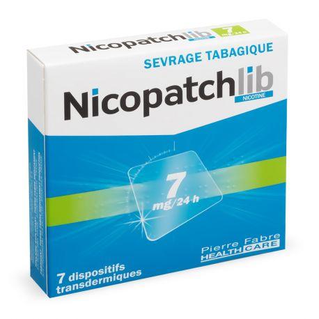 nicopatch prix