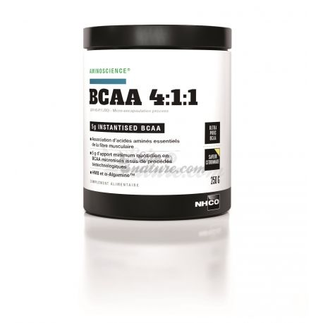 NHCO BCAA 250 G 411 RECOVERY