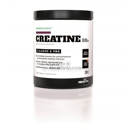 Nhco Créatine Rbx Poudre Efforts Explosifs 250g