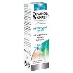 Euvanol Respire+ Spray Nasal 20ml