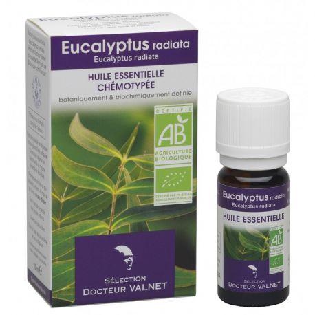 DOCTEUR VALNET Huile essentielle bio Eucalyptus radiata 10ml
