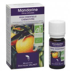 DOCTEUR VALNET Huile essentielle bio Mandarine 10ml