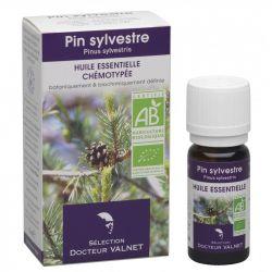 DOCTEUR VALNET Huile essentielle bio Pin sylvestre 10ml