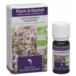 Dr Valnet Huile essentielle bio Thym thymol 10ml