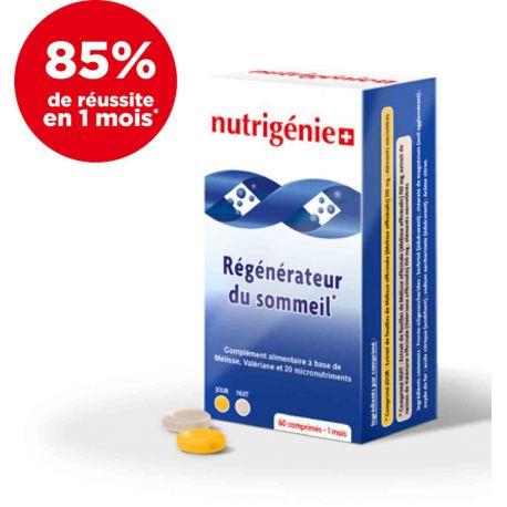 NUTRIGÉNIE Régénérateur du sommeil 58 Comprimés JOUR / NUIT