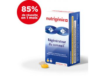 Nutrigenie Regenerateur Du Sommeil Stop Reveils Nocturnes En Pharmacie