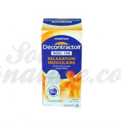 DECONTRACTOLL ROLL-ON douleurs articulaires 50ML