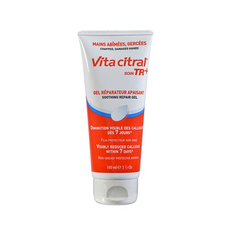 VITA-CITRAL SOIN TR GEL TRÈS REPARATEUR MAINS ABIMEES 100ML