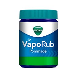 VICKS VAPORUB Pommade POT 100G Format familial