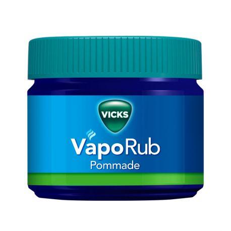 vicks vaporub over datum