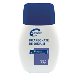 Bicarbonate de sodium COOPER Flacon Poudreuse