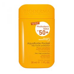 PHOTODERM MAX SPF50+ AQUAFLUIDE POCKET 30ML Bioderma
