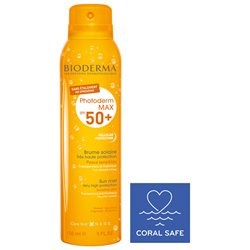 PHOTODERM MAX SPF50+ BRUME SANS ETALEMENT 150ML Bioderma