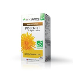 ARKOGELULES Pissenlit 45 cápsulas ARKOPHARMA