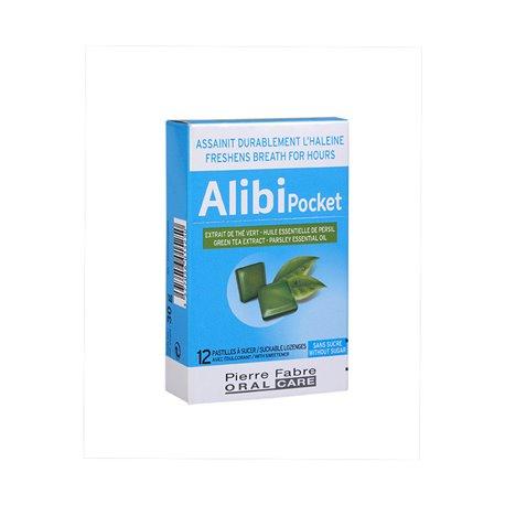 ALIBI Pocket 12 Pastilles à sucer Mauvaise haleine