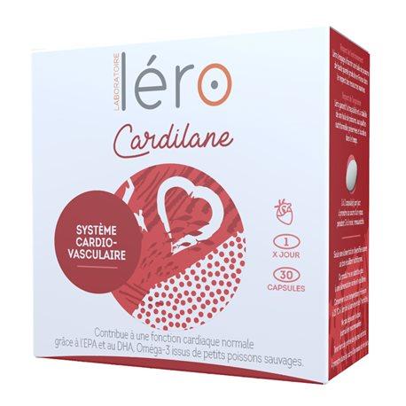 LERO CARDILANE Oméga-3 EPA/DHA 30 capsules