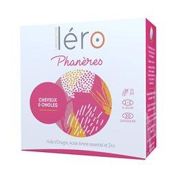 LERO PHANERES Cheveux & Ongles capsules