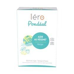 LERO PONDEAL Perte de poids fruits rouges 30 Sticks