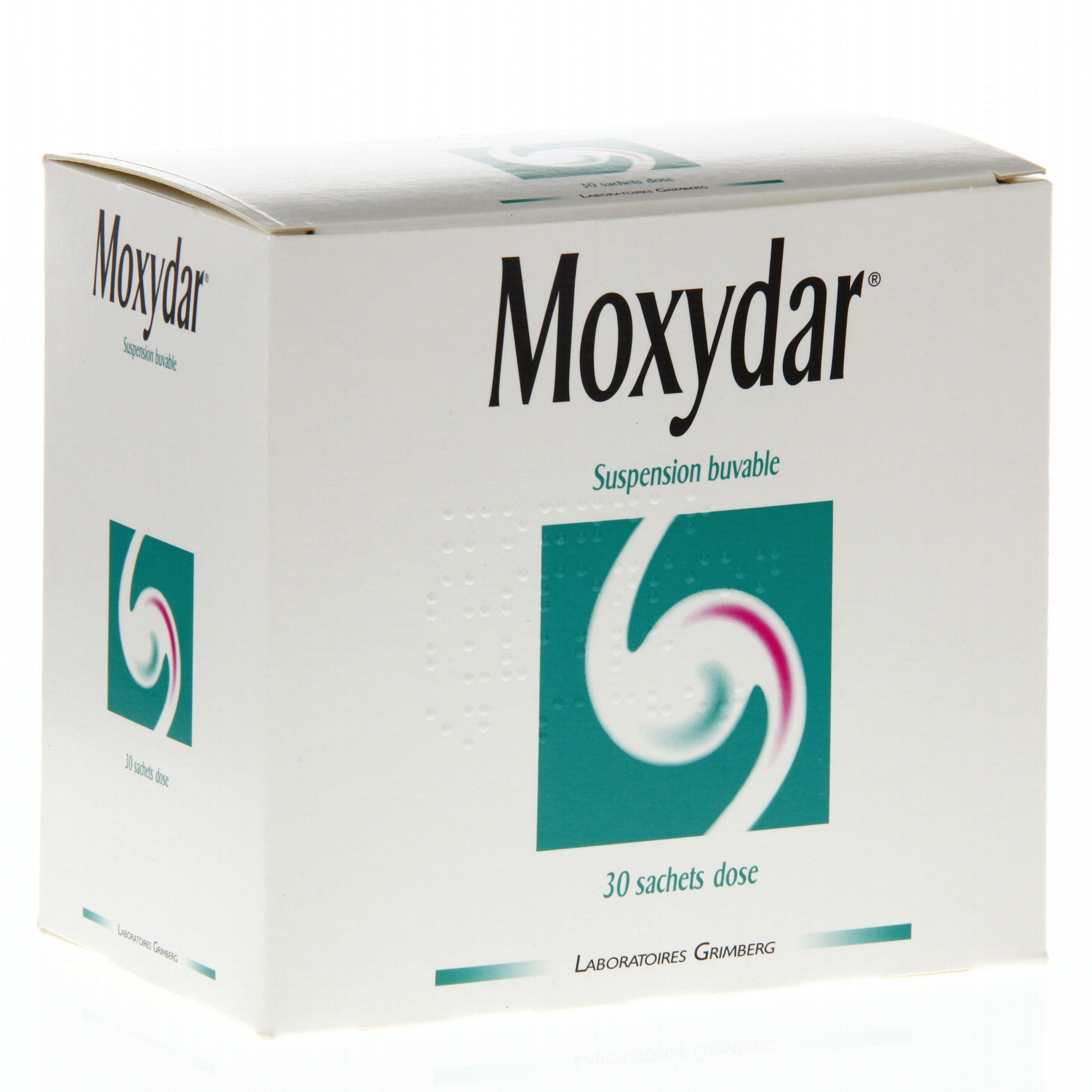 MOXYDAR 30 Beuteln unserer Meinung nach über die Zusammensetzung in ...