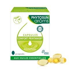 Phytosun capsules Confort printanier Allergie Aromadoses
