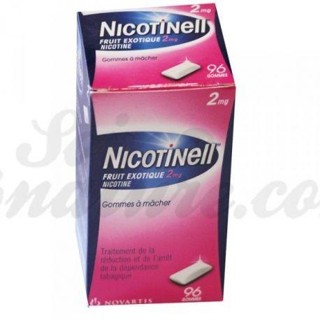 Nicotinell NICOTINE TABAK 2MG MENTA