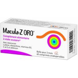 MACULA-Z ORO Vision 60 Comprimés orodispersibles