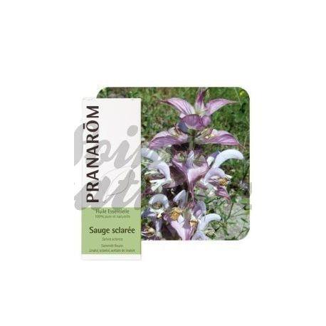 Clary Sage Salvia sclarea 5ml Pranarom óleo essencial orgânico