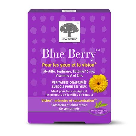 BLUE BERRY visée oculaire VITALCO