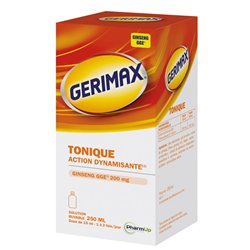 GERIMAX TONIQUE Ginseng 200ml