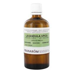 lavanda spike óleo essencial de 100ml Pranarom