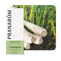 Pranarom Lemongrass 10ml de óleo essencial