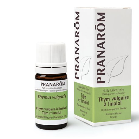 Pranarôm Huile essentielle Thym à Linalol 5ml