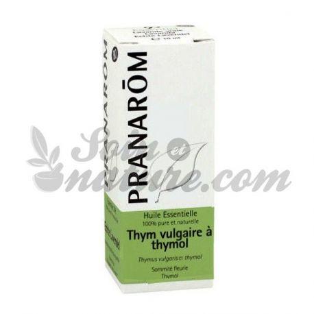 óleo essencial Pranarom 10ml Tomilho timol