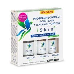 ISKIN3 COMPLETE PROGRAM AGAINST acne