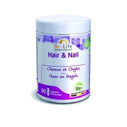 BIOLIFE HAIR & NAIL stop chute de cheveux 90 GÉLULES
