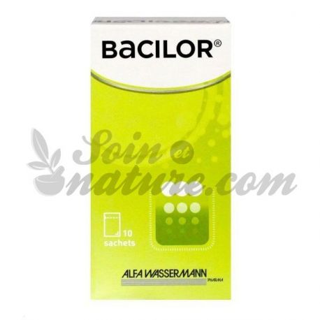 BACILOR flore intestinale 10 SACHETS