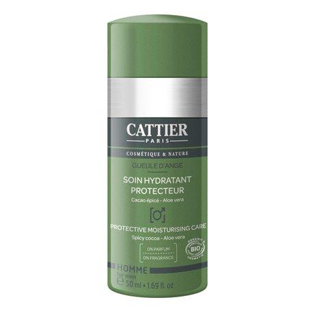 CATTIER HOMME SOIN HYDRATANT PROTECTEUR 50ML