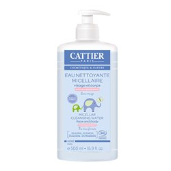 CATTIER BB EAU MICELLAIRE 500ML