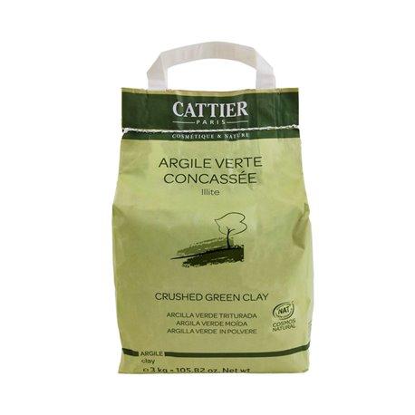 Cattier Argile Verte Concassée 3kg