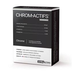 SYNACTIFS CHROMACTIFS Chrome 60 gélules