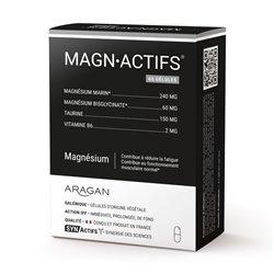 SYNACTIFS MAGNACTIFS Magnésium 60 gélules