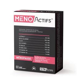 SYNACTIFS MENOACTIFS Ménopause 60 gélules