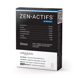 SYNACTIFS ZENACTIFS Stress sommeil 30 gélules