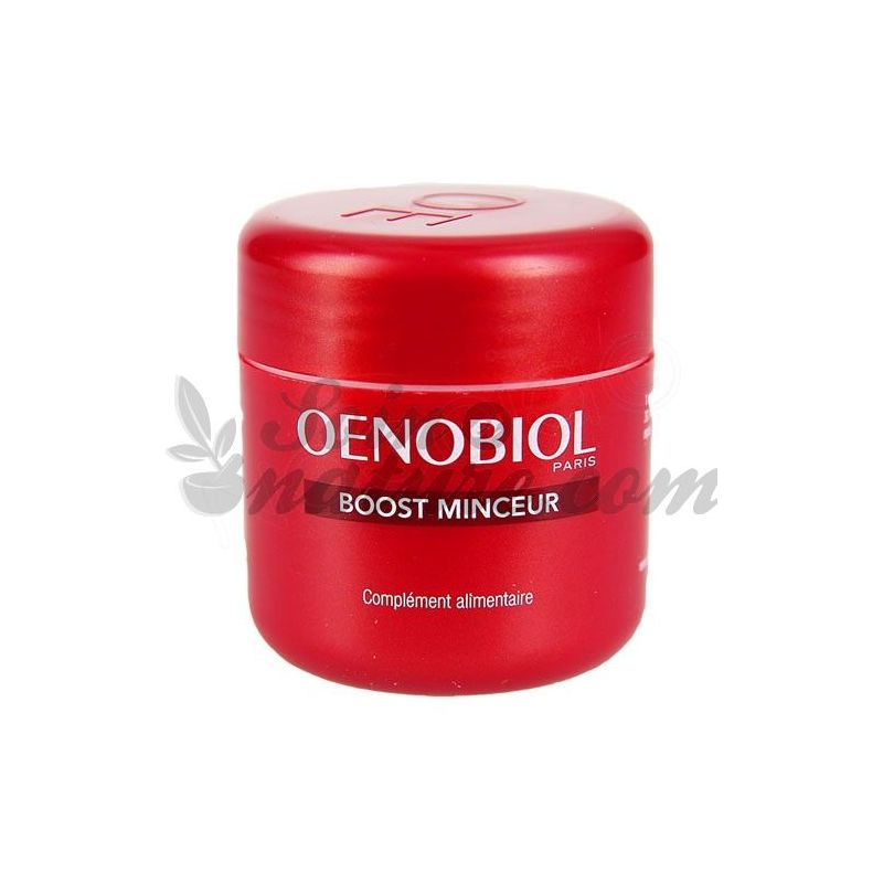 OENOBIOL BOOST SLIMMING 90 CAPSULES sale in our bio pharmacy