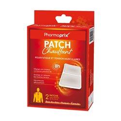 PHARMAPRIX 2 PATCHS CHAUFFANT NUQUE DOS EPAULE