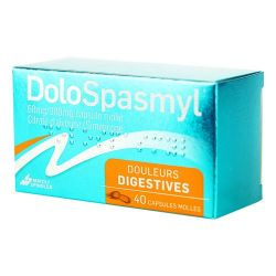 DOLOSPASMYL colopathie fonctionnelle 40 Capsules
