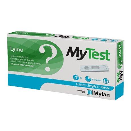 MyTest Test lyme disease detection Mylan 1 Kit