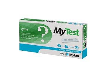 MyTest Test Detection Lyme Disease Mylan 1 Kit
