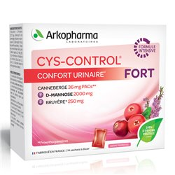 CYS-CONTROL FORT 14 SACHETS