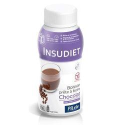 INSUDIET BOISSON SAVEUR CHOCOLAT 3X200ML